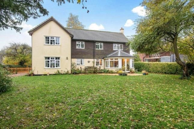 Thumbnail Detached house for sale in Ashwellthorpe, Norwich, Norfolk