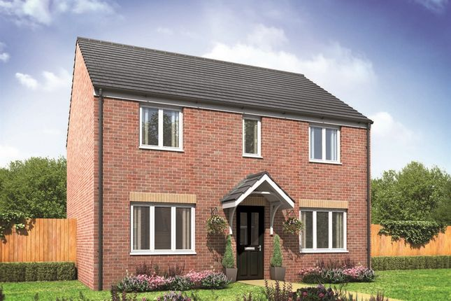 "Thumbnail Detached house for sale in ""The Chedworth"" at Drayton High Road, Hellesdon, Norwich"