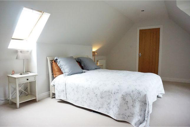 Bedroom Two of Rossie Steadings, Perth PH2