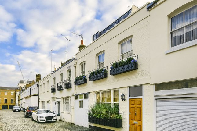 1 bed property for sale in Belgrave Mews South, London SW1X