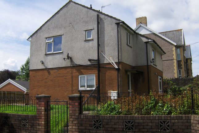 Thumbnail Detached house for sale in Moorland Road, Bargoed