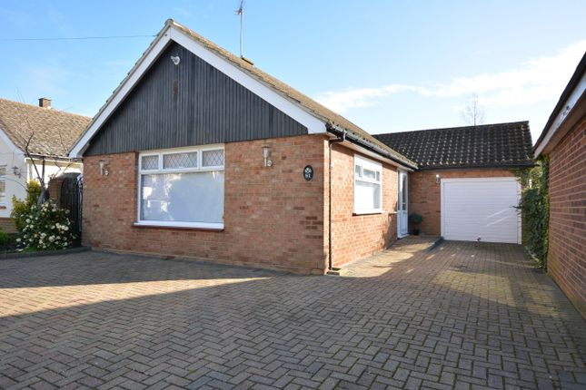 Thumbnail Detached bungalow for sale in Haynes Road, Ardleigh Green, Hornchurch