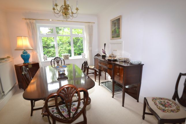 Dining Room of Snells Wood Court, Little Chalfont, Amersham HP7