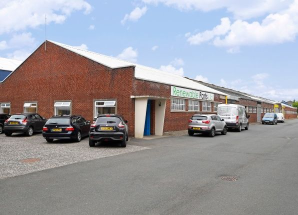 Thumbnail Industrial to let in Block L, Unit 7A, Westway Business Park, Renfrew