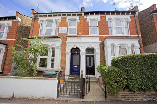 Thumbnail Terraced house to rent in Raleigh Road, London