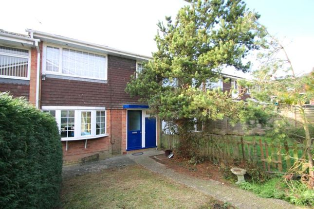 Thumbnail Terraced house to rent in Barrie Road, Farnham