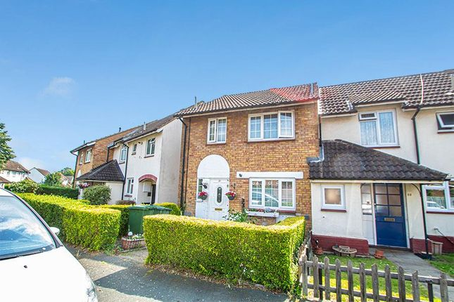 3 bed end terrace house to rent in Church Park Road, Pitsea, Basildon SS13