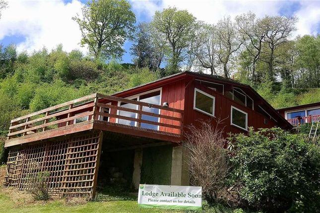 Thumbnail Property for sale in 15, Aberdovey Lodge Park, Aberdovey, Gwynedd