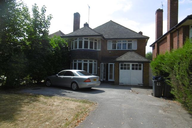 Thumbnail Detached house for sale in Hayfield Road, Moseley