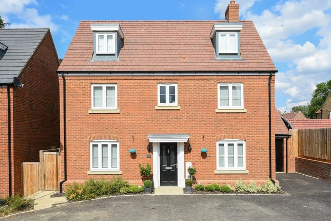 Thumbnail Detached house to rent in Modern Development, Hemel