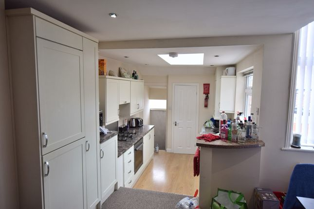 Thumbnail Terraced house to rent in Newlands Road, Jesmond, Jesmond, Tyne And Wear
