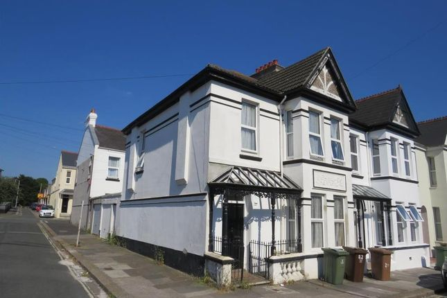 Thumbnail Property to rent in Eton Avenue, Plymouth