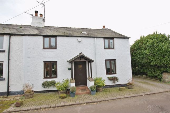 Thumbnail Cottage for sale in The Nook, Frankby, Wirral