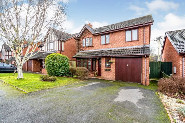 4 bed detached house for sale in Lewis Way, Peterchurch, Hereford HR2
