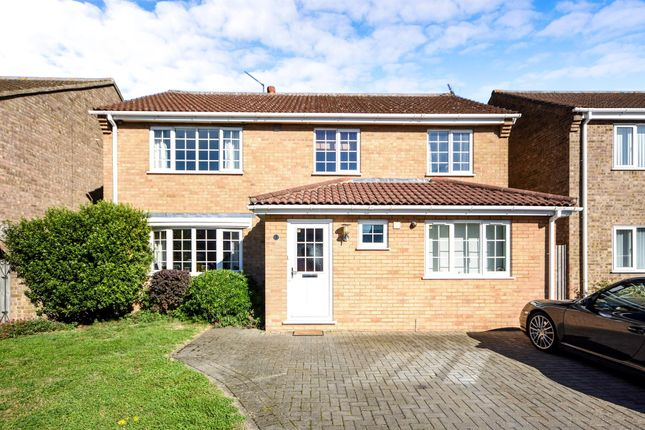 Thumbnail Detached house for sale in Kings Drive, Newmarket