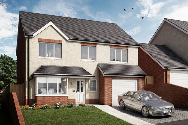 Thumbnail Detached house for sale in Alder, Plot 19 Waunsterw, Rhydyfro, Pontardawe.
