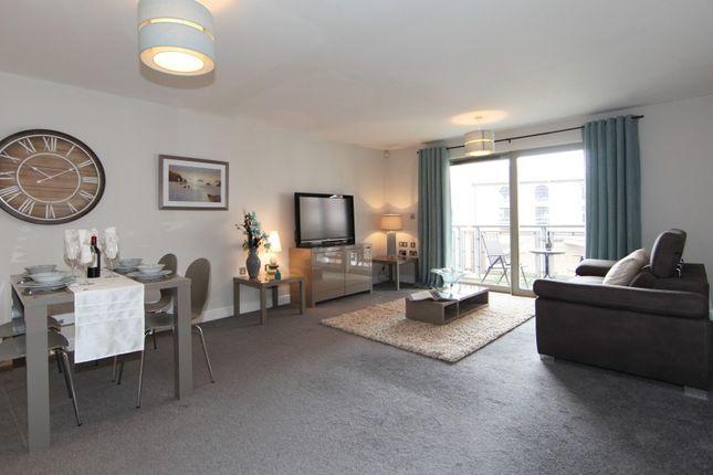 Thumbnail Flat to rent in 19 John Walker House, Dixons Yard, Walmgate, York
