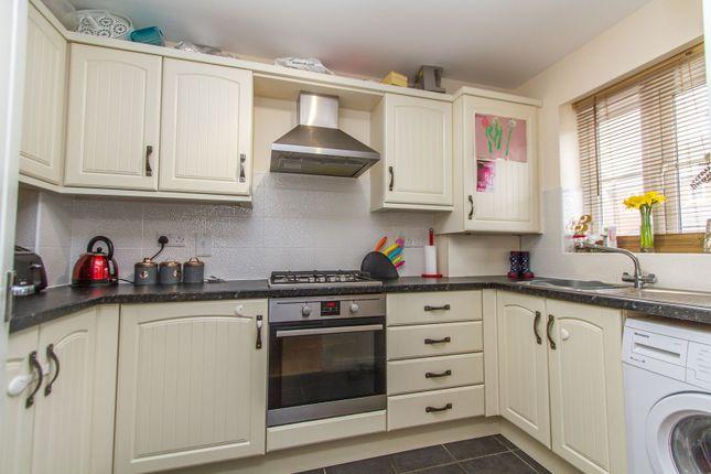 Kitchen of Faray Drive, Hinckley LE10