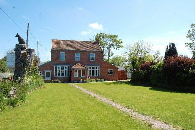 Thumbnail Detached house for sale in Biddisham, Axbridge