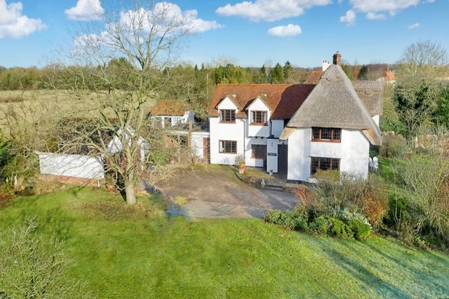 Thumbnail Detached house for sale in Lower Green Road, Blackmore End, Braintree