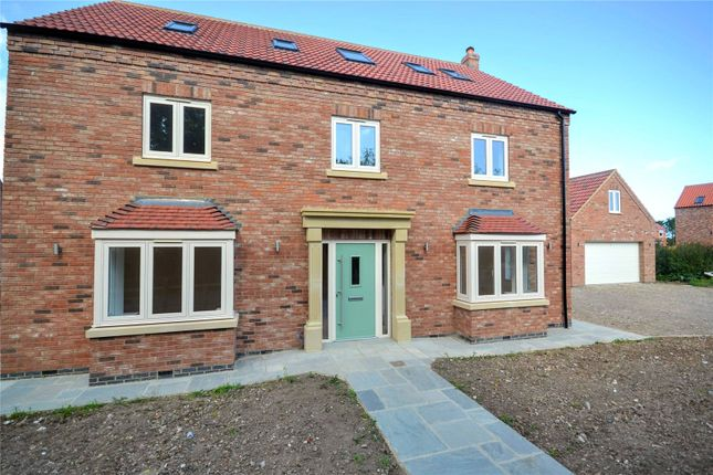Thumbnail Detached house for sale in Main Street, Fulstow