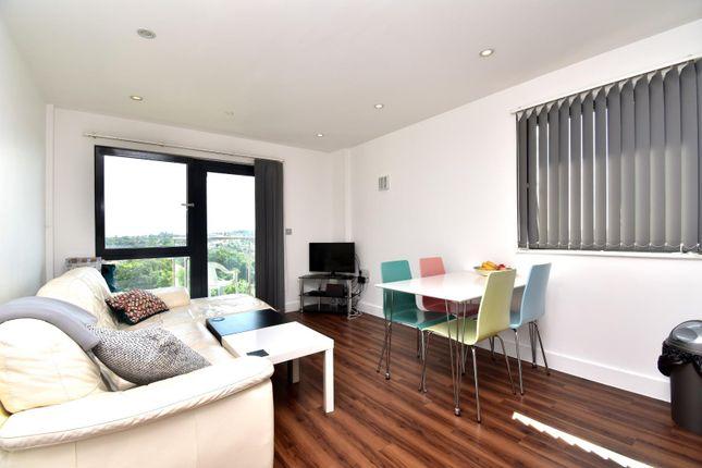 Thumbnail Flat to rent in Fairbanks Court, Atlip Road, Wembley