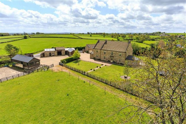 Thumbnail Detached house for sale in Spinner Lane, Clint, Nr Harrogate
