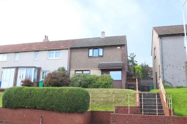 Thumbnail End terrace house for sale in Dollar Crescent, Kirkcaldy, Fife