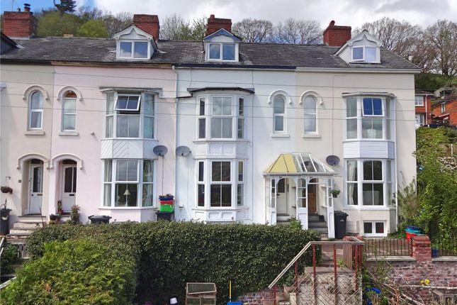 3 bed terraced house for sale in Tradyddan Terrace, Newtown, Powys SY16
