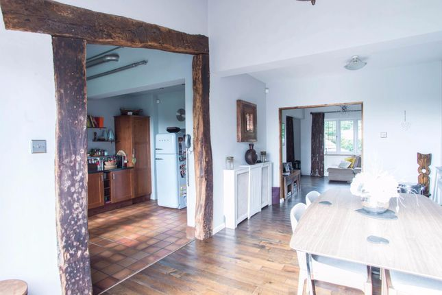 Thumbnail Semi-detached house for sale in Church Lane, Great Warley, Brentwood