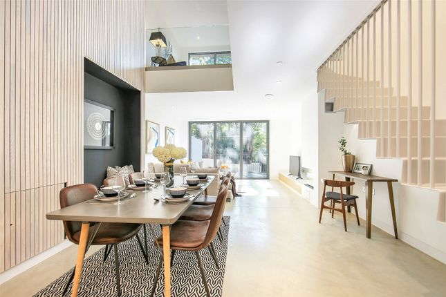 Thumbnail Terraced house for sale in Edward Milner Terrace, London