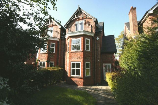 Thumbnail Semi-detached house to rent in Hale Road, Hale, Altrincham