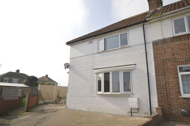 Thumbnail Semi-detached house to rent in Selway Court, Walmer, Deal