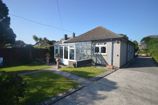 Thumbnail Bungalow for sale in Tehidy Road, Camborne