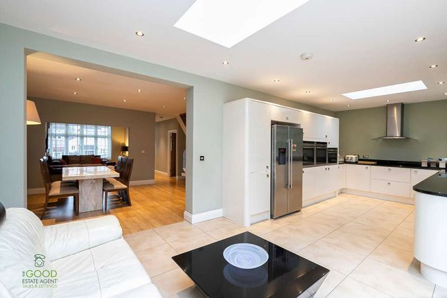 Thumbnail Semi-detached house for sale in Roding Lane North, Woodford Green