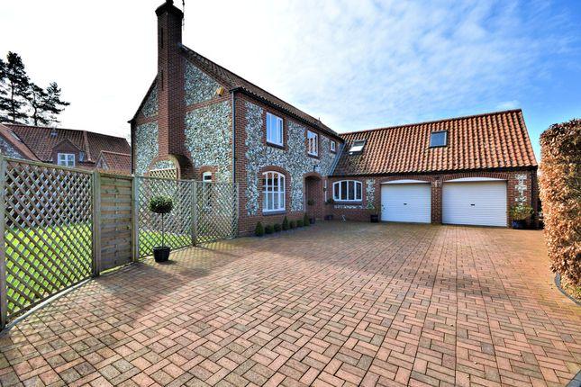 Thumbnail Detached house for sale in Whiteway Road, Burnham Market, King's Lynn