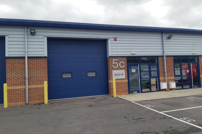 Thumbnail Industrial to let in Castledown Business Park, Ludgershall, Nr. Andover