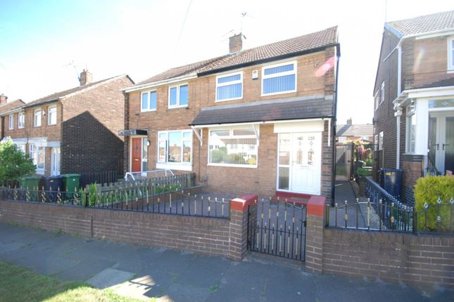 Thumbnail Semi-detached house for sale in Arbroath Road, Sunderland