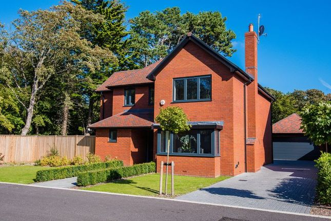 Thumbnail Detached house for sale in The Pinewoods, Victoria Road, Formby