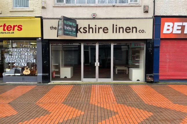 Thumbnail Retail premises to let in Blandford Street, Sunderland