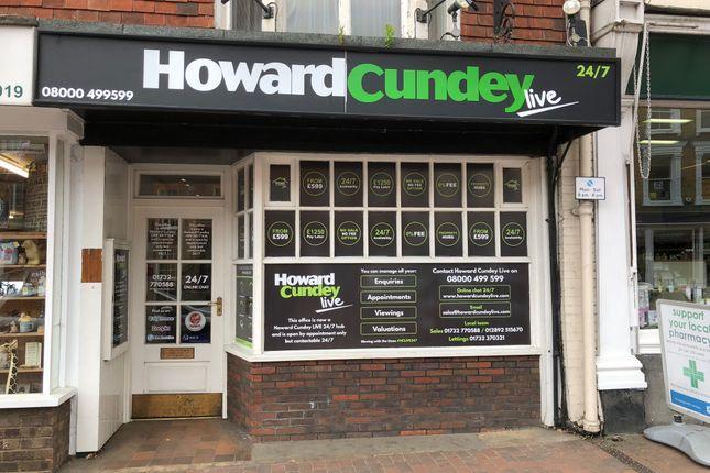 Thumbnail Retail premises to let in High Street, Tonbridge