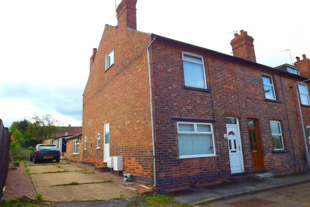 Thumbnail Property to rent in Nursery Road, Radcliffe, Notts