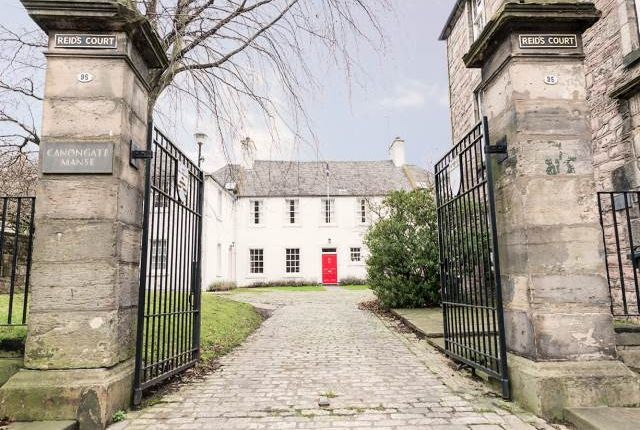 Thumbnail Detached house to rent in Reid's Court, Russell House, 95 Canongate, Old Town