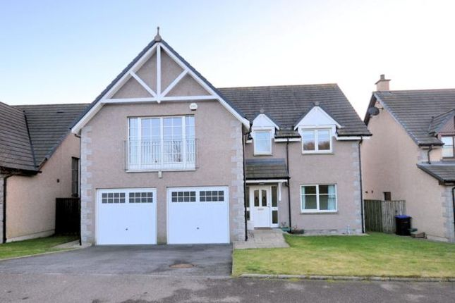 Thumbnail Detached house to rent in St. James Walk, Inverurie