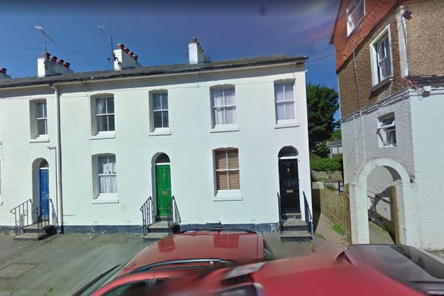 Thumbnail End terrace house to rent in Liverpool Road, Walmer, Deal