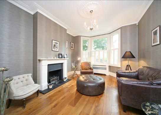 Thumbnail Flat to rent in Clancarty Road, Fulham, London