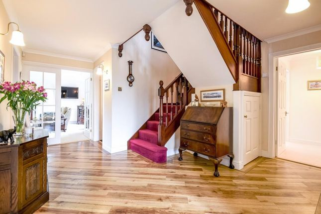 Thumbnail Detached house for sale in Swallowfield, Reading