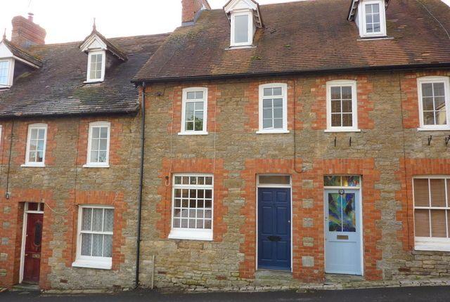 Thumbnail Town house to rent in Flingers Lane, Wincanton