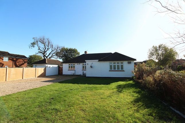 Thumbnail Detached bungalow for sale in Cotton End Road, Wilstead, Bedford
