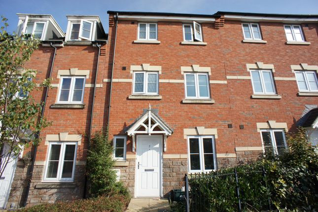 Thumbnail Terraced house to rent in Potterswood, Kingswood, Bristol